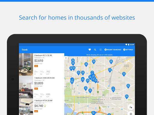 Real Estate for sale - Trovit screenshot 6
