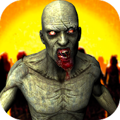 Game Last Deadly Zombie War - Zombie Shooting Adventure APK for Kindle