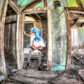 Alice by Dave Zuhr - Nudes & Boudoir Boudoir