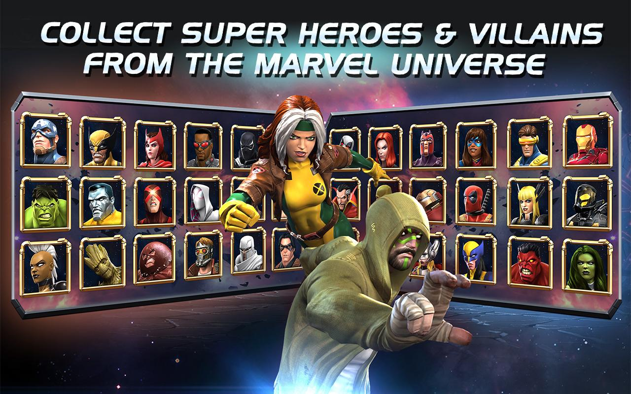 MARVEL Contest of Champions Screenshot 1