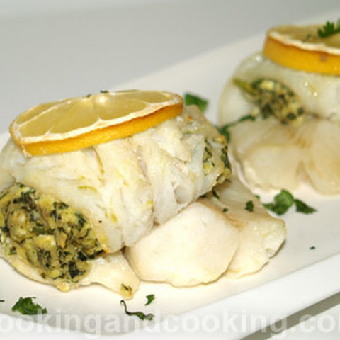 Stuffed Fish Fillet