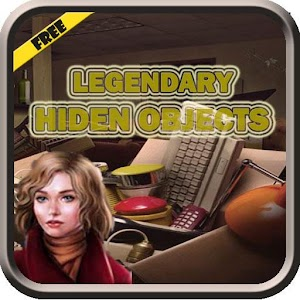 Legendary. Hidden Objects Game