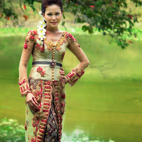 Kebaya by Budi Dermawan - People Portraits of Women