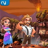 Download Full Volcano Island:Tropical Temple  APK