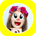 App Flower Filters Crown Snapchat APK for Windows Phone