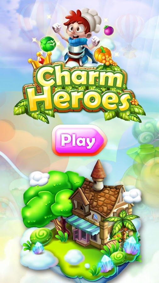 Charm Heroes - The Match King Screenshot 4
