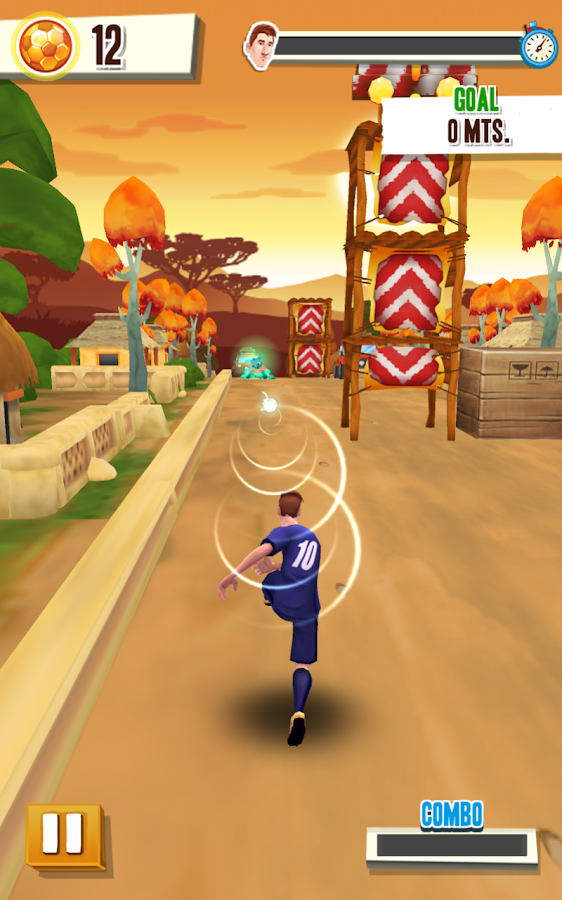 Messi Runner Screenshot 9