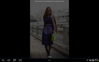 Screenshot of Fashion Freax Street Style App