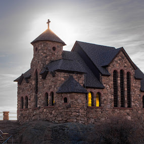 Chapel on the Rock by John Shelton - Buildings & Architecture Places of Worship ( christian, church, colorado, architecture, chapel, worship, historic places )