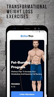 BetterMen: Workout Trainer