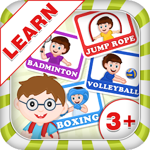 Learn Sports - Kids Fun