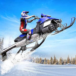 Snow Bike Stunts 2019 For PC / Windows 7/8/10 / Mac – Free Download
