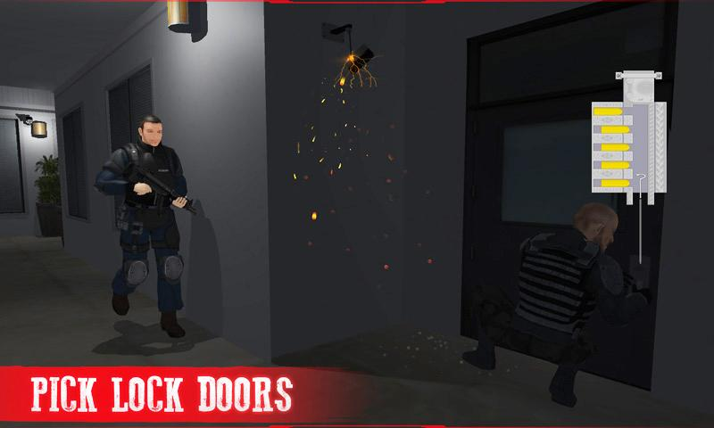 Secret Agent Stealth Spy Game Screenshot 1