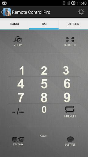 TV Remote Control Pro screenshot 4