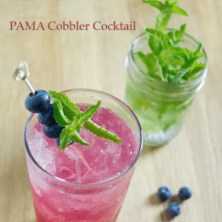 Pama Liqueur Drink Recipes