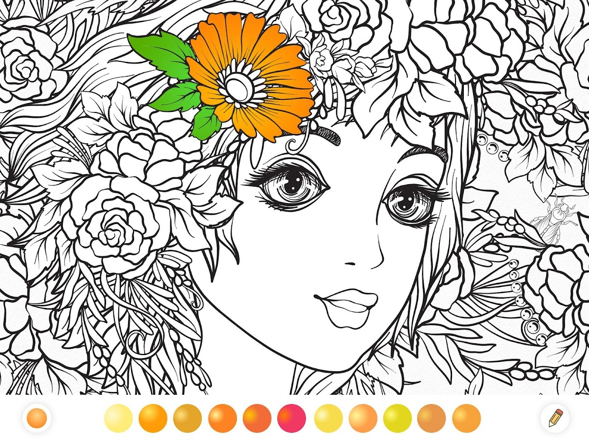 InColor - Coloring Books Screenshot 13