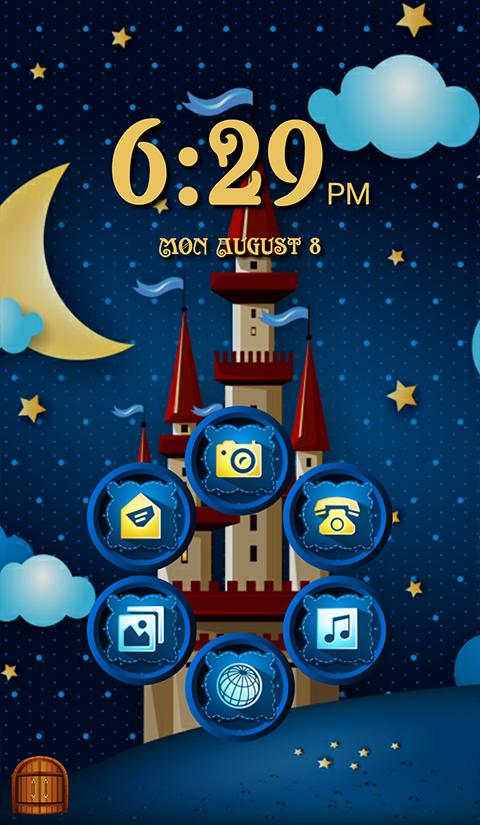 TSF NEXT MAGIC LULLABY THEME Screenshot 4