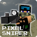 Game Pixel Sniper Zombie Apocalypse apk for kindle fire