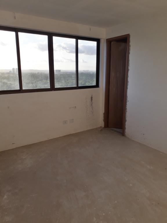 Apartamento novo 3 quartos ( 1 suíte ) em Boa Viagem