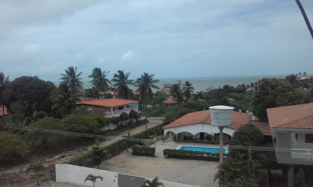 Apartamento com vista a 30m da praia!