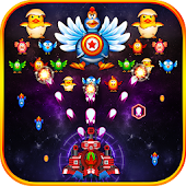 Chicken Shooter:Galaxy Invader APK for Ubuntu