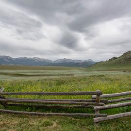 South Park, CO by Matt Folsom - Landscapes Prairies, Meadows & Fields