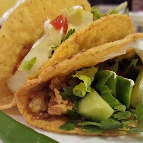 Mexican Chicken Taco
