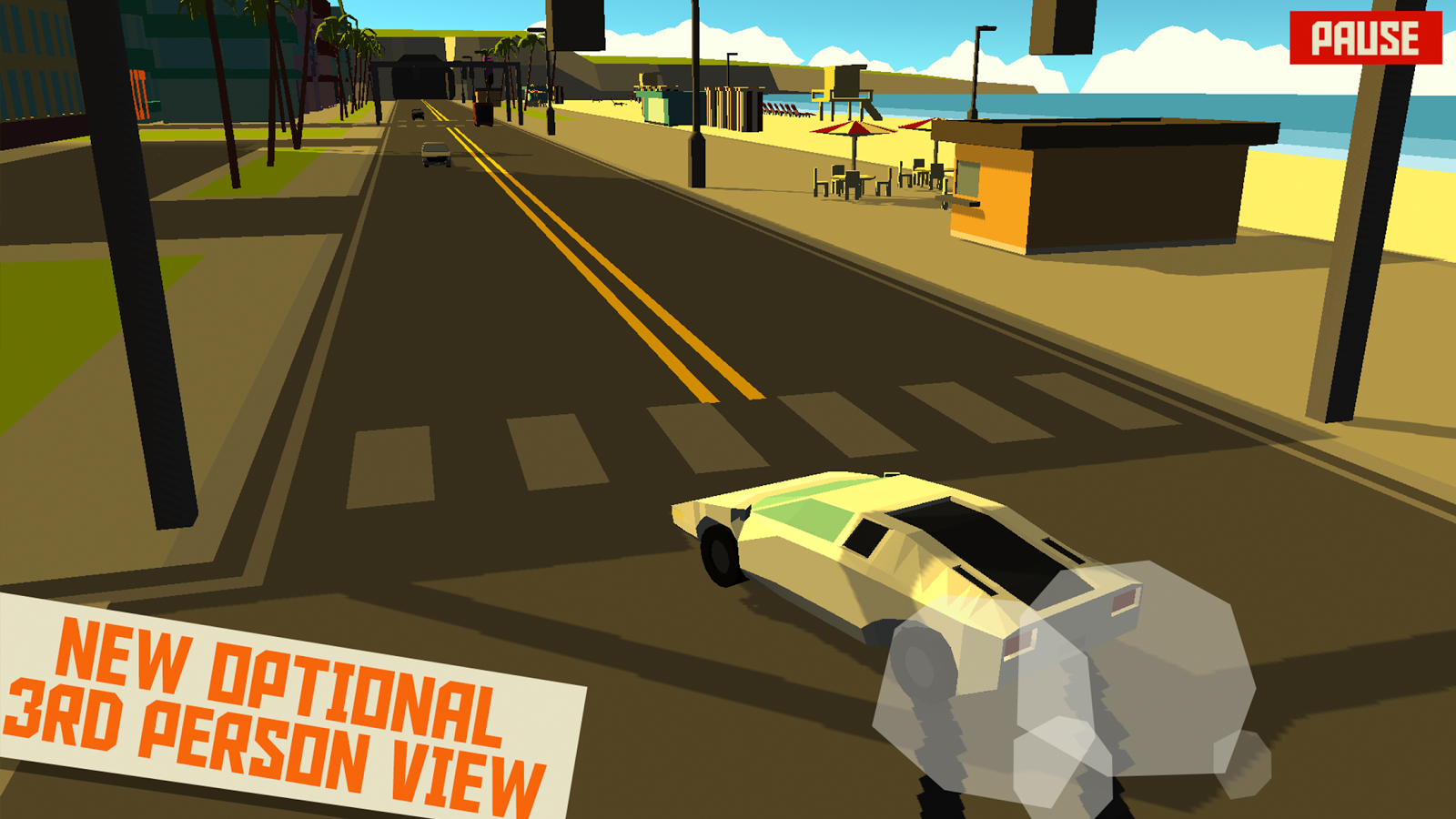 Pako - Car Chase Simulator Screenshot 1