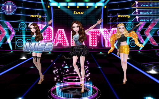 Coco Party - Dancing Queens - screenshot
