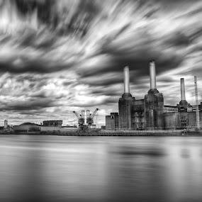Battersea by Adrian O'Neill - Buildings & Architecture Public & Historical