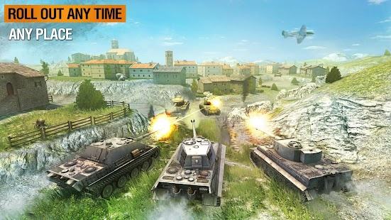 World of Tanks Blitz APK for Lenovo