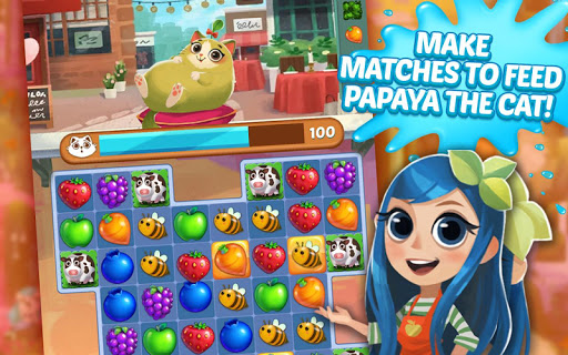 Juice Jam - Puzzle Game & Free Match 3 Games screenshot 3