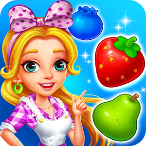 Garden Fruit Legend PC Download / Windows 7.8.10 / MAC