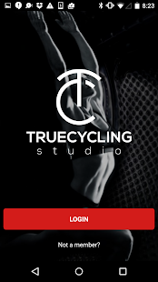 True Cycling Studio Fitness app screenshot for Android