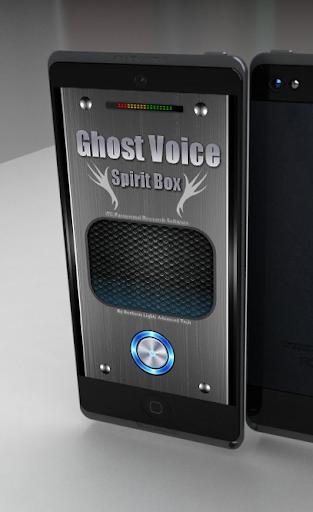 Ghost Voice Spirit Box - screenshot