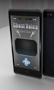 Apk app ghost voice spirit box for ios download android for Spirit box app android