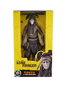 "Фигурка ""The Lone Ranger 1/4"" Series 1 - Tonto /2шт"