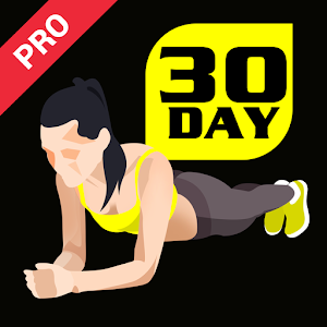 Cover art 30 Day Plank Challenge Pro