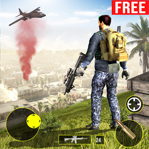 FPS Commando 2019 For PC (Windows And Mac)