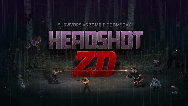 Headshot ZD : Survivors Vs Zombie Doomsday APK screenshot thumbnail 5