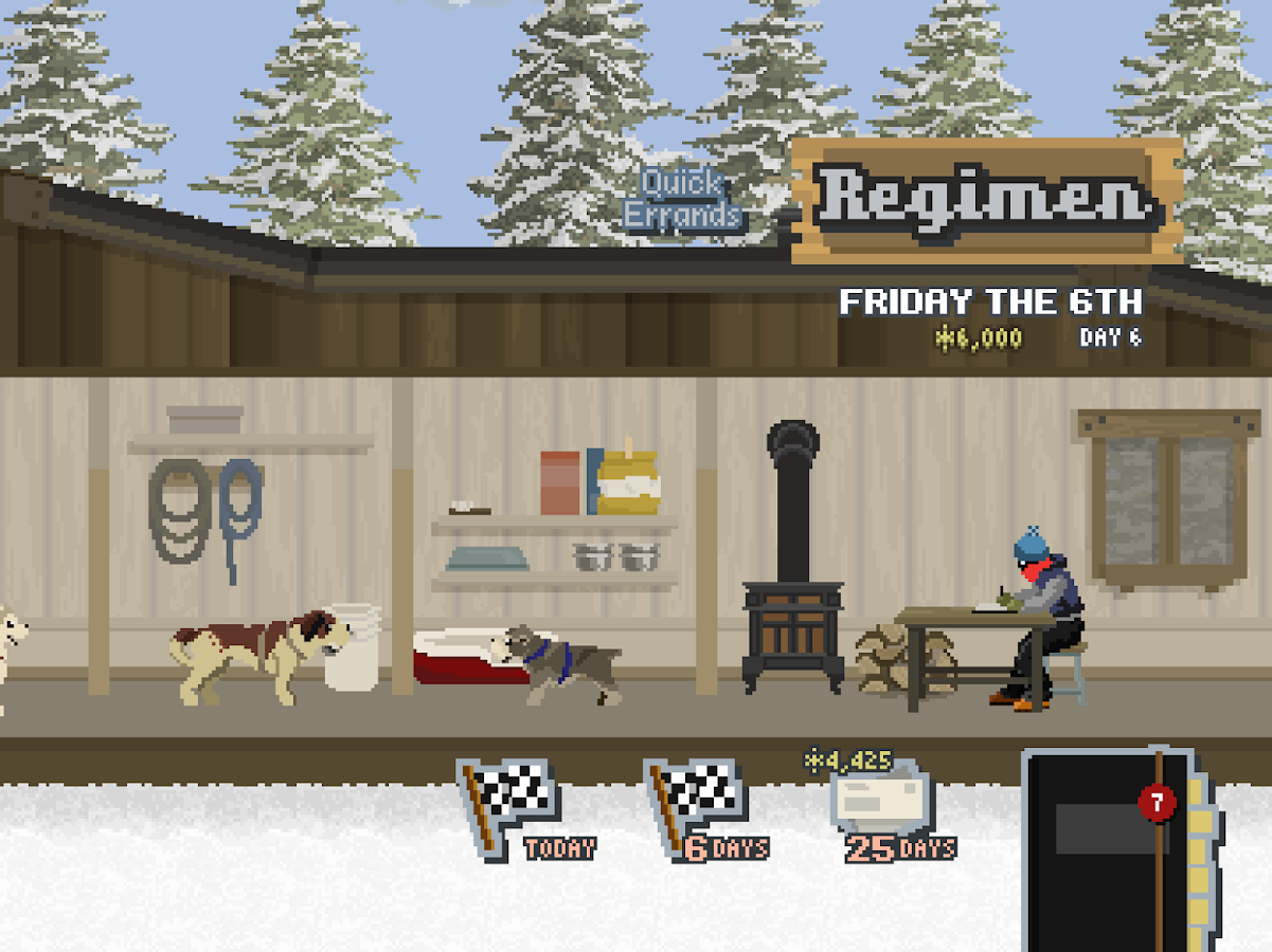 Dog Sled Saga Screenshot 7