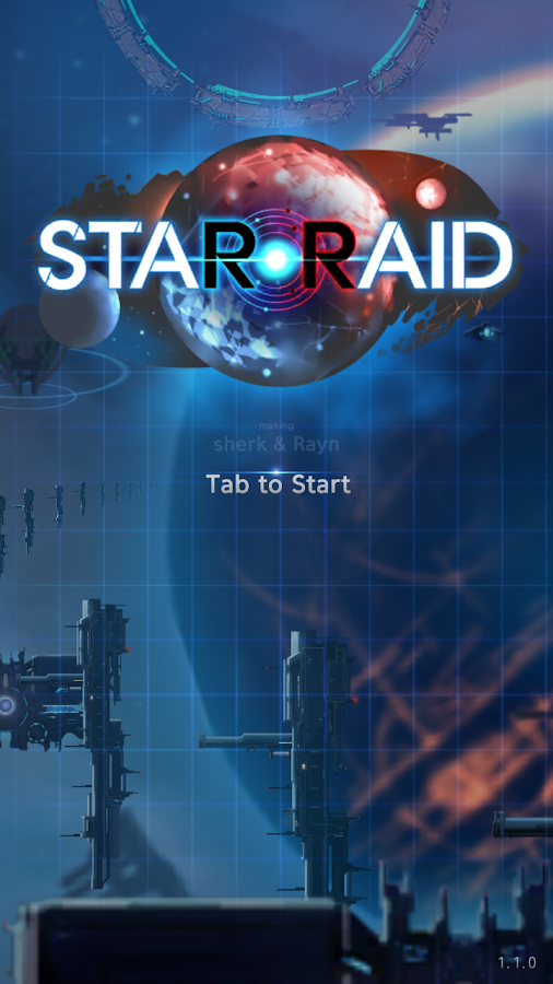 Star Raid Screenshot