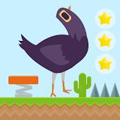 Trash Bird Funny Dove APK Descargar