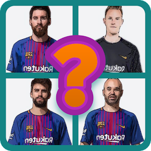 Download Barcelona Player Quiz for PC