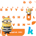 Despicable Me 3 Keyboard theme APK for Kindle Fire