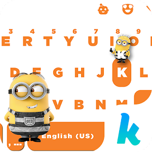 Despicable Me 3 Keyboard theme Icon