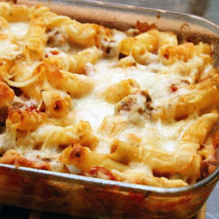 Baked Ziti Without Tomato Sauce Recipes