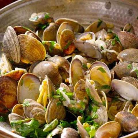 Cataplana Clams