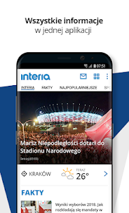 Wiadomości Fakty Pogoda Sport Biznes for pc