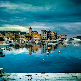 Pirovac, Croatia by Branko Meic-Sidic - Landscapes Waterscapes
